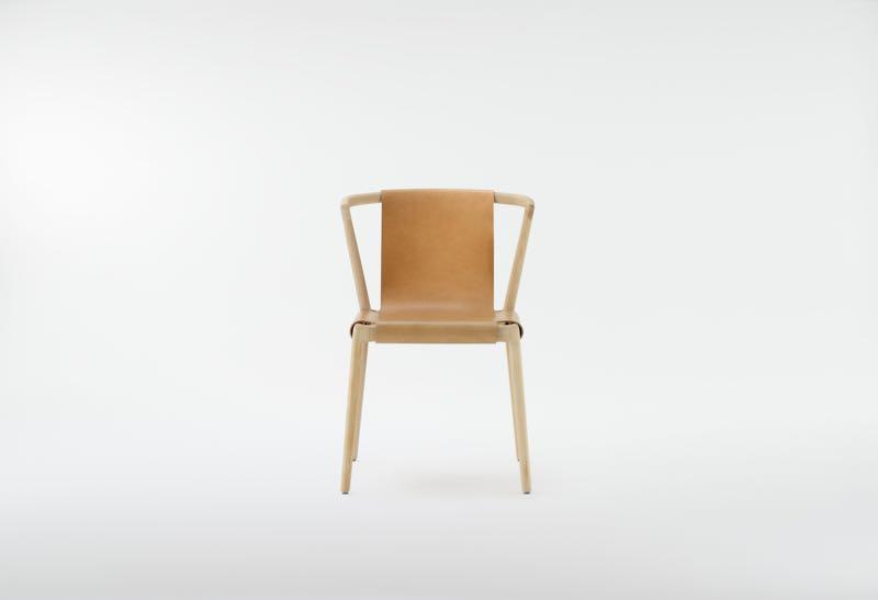 Tom Fereday's 'Pieman' chair for Dessein.