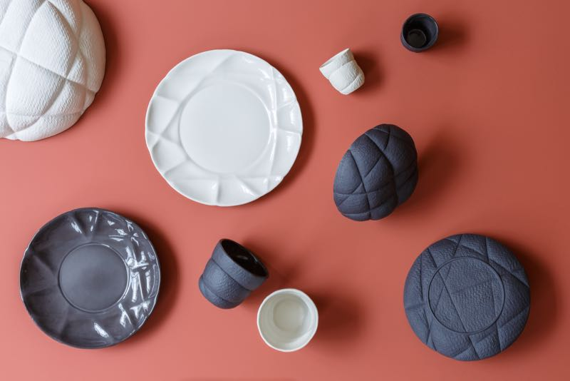Färg & Blanche's Succession tableware for Petite Friture