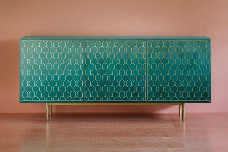 From the Shaman Collection by Bethan Gray - the 'Nizwa' cabinet.