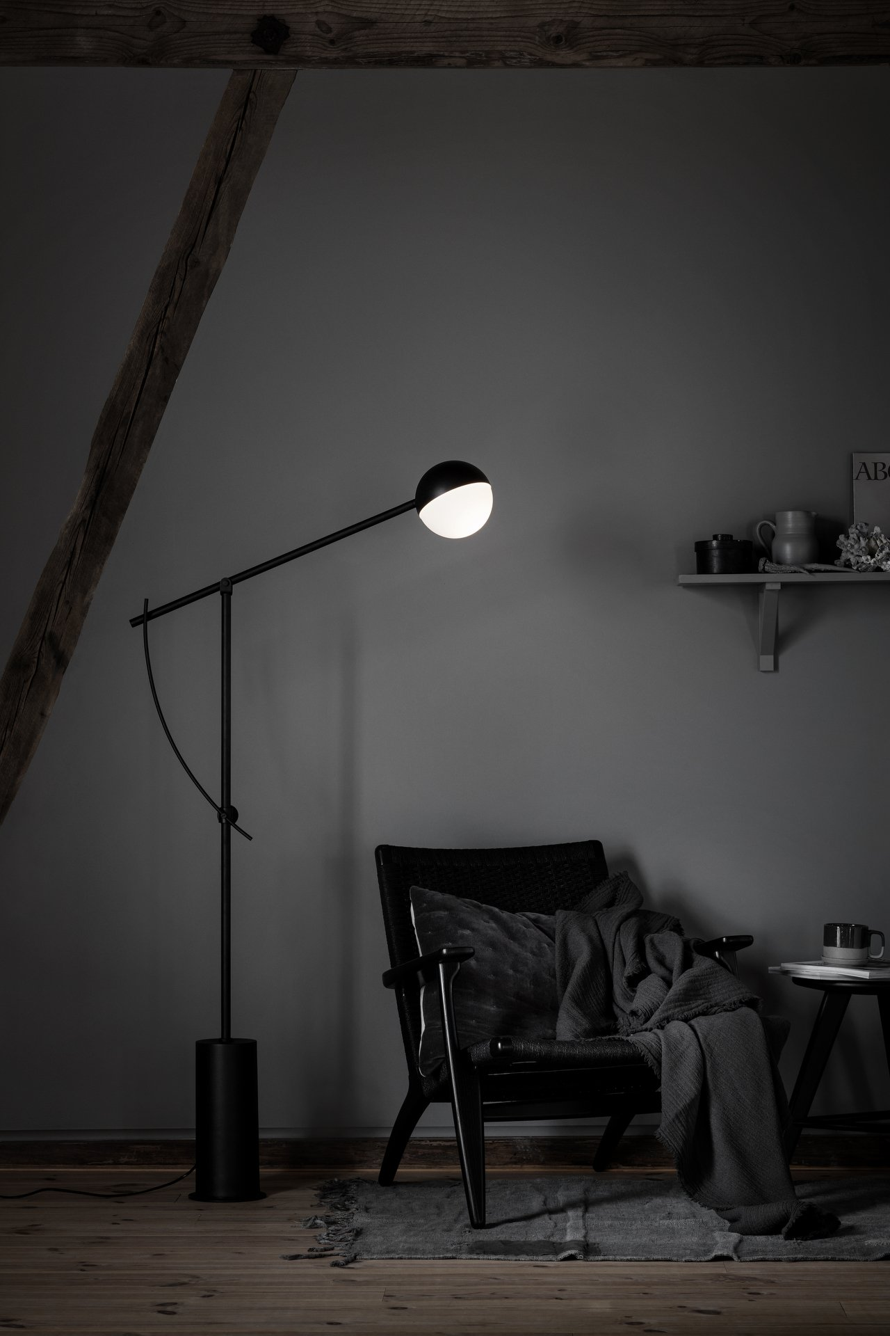 The 'Balance' light by Yuue for Northern Lighting.