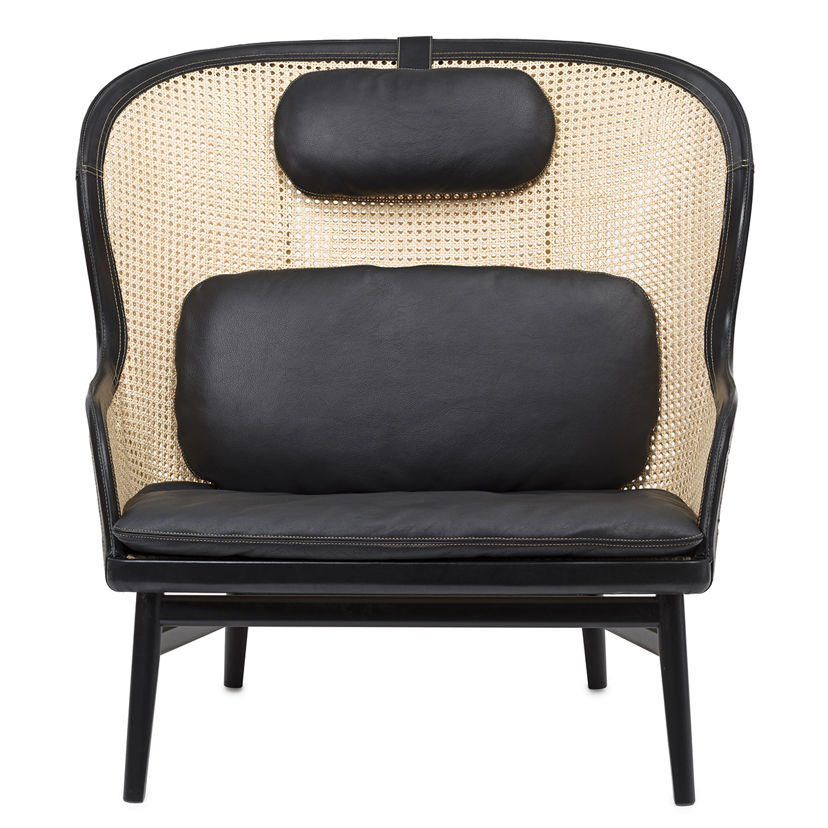 The 'Dandy' armchair by Pierre Sindre for Gärsnäs.