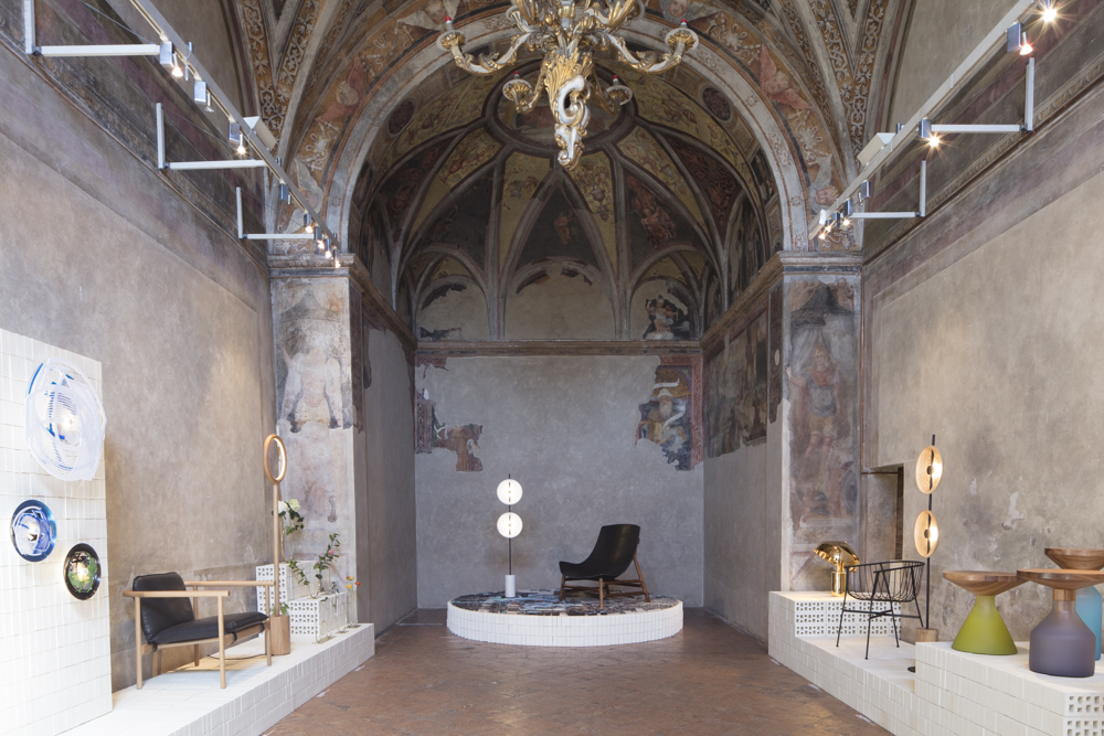 Local Design in the Oratorio Della Passione at 5VIE showed work by eleven Australian designers from the well established like Adam Goodrum, Jon Goulder & Charles Wilson to young designers Tom Fereday and Anna Varendorff. Photo Craig Wall.