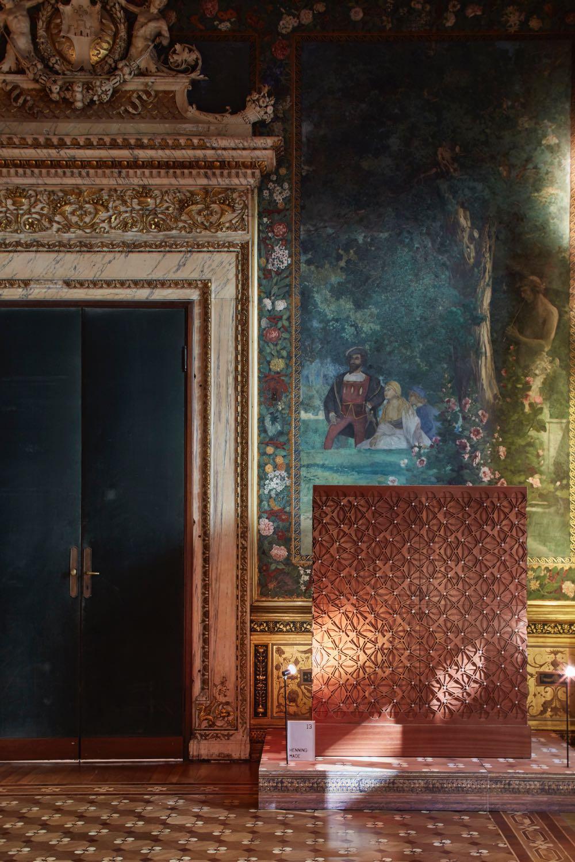 Masterly at Palazzo Turati.