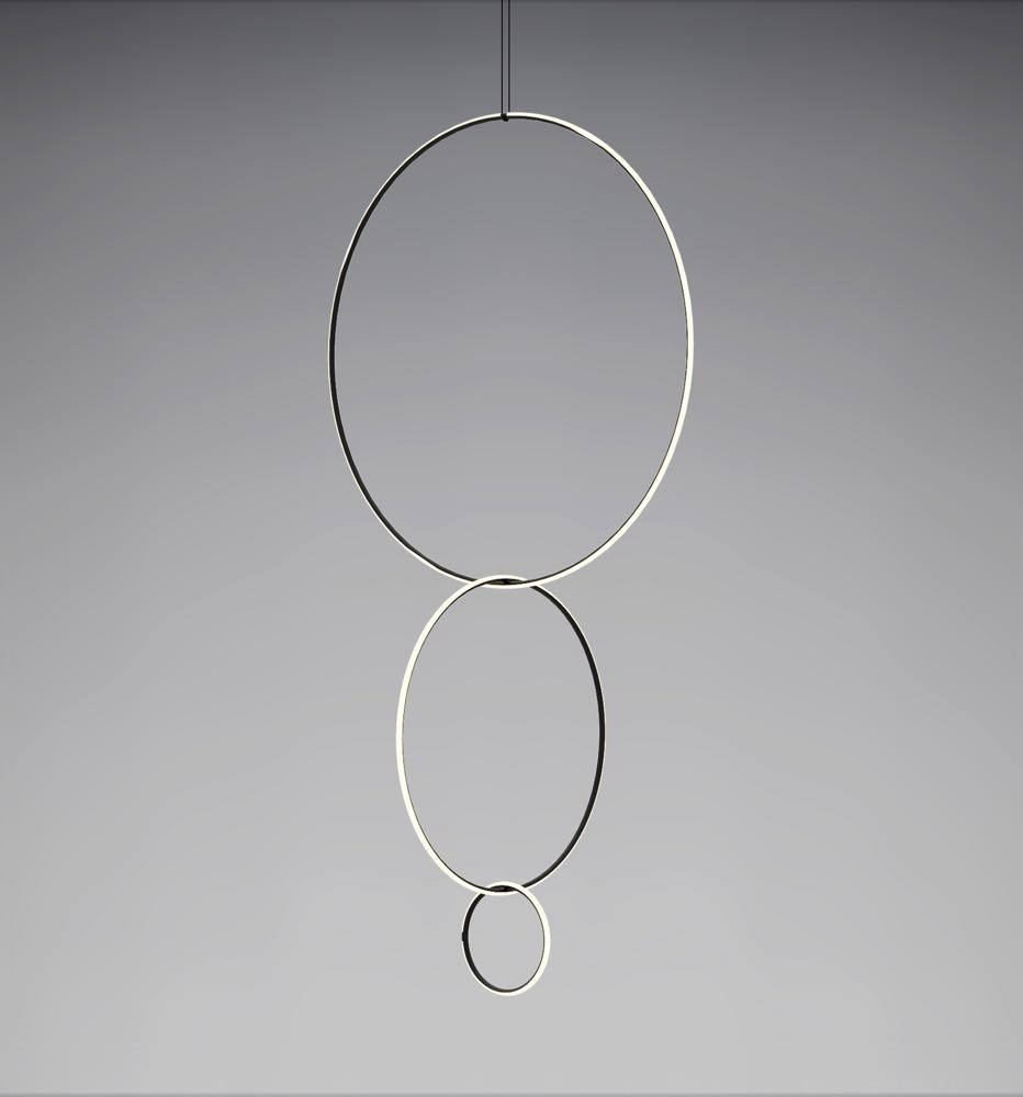 From the 'Arrangments' collection for Flos by Michael Anastassiades.