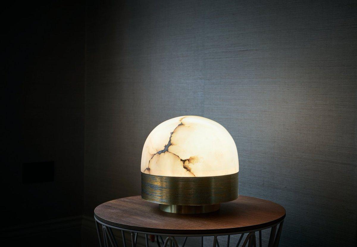 Michaël Verheyden's new 'Lucid' Lamp for CTO Lighting launches in September.