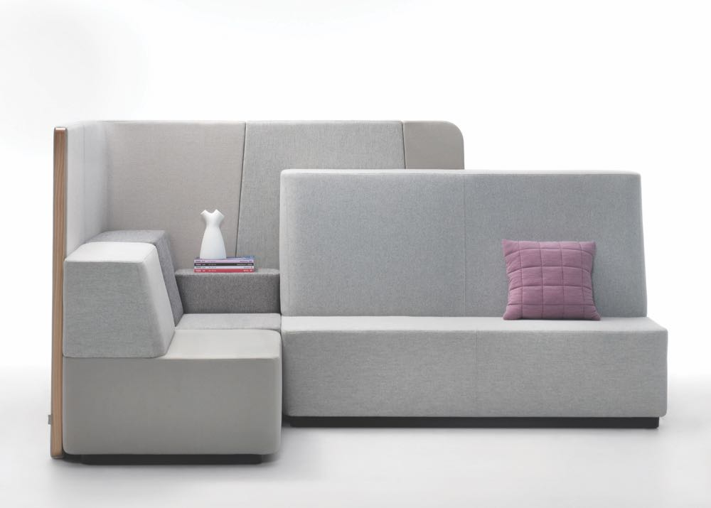 David Caon's recent work for Living Edge- the 'Bloc' modular seating / work pieces will be on display as part of an exhibition of recent Australian Good Design Award winners.