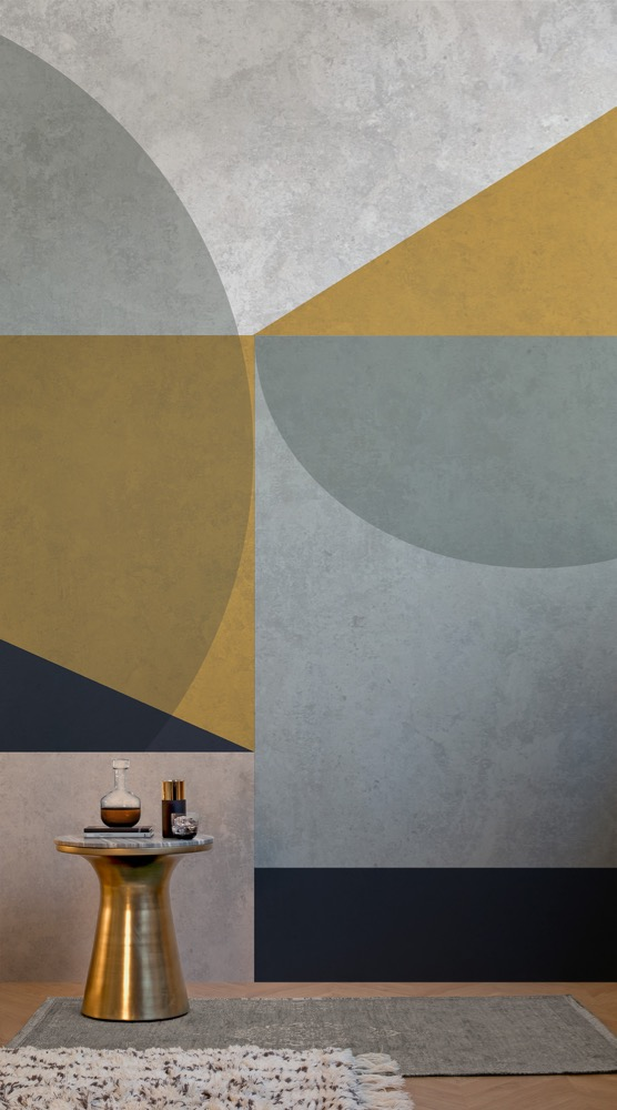 The 'Nico' design by Mural Wallpaper.