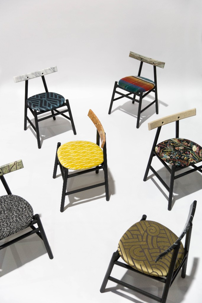La Chance Ronin chair by Emile Lagoni and Werner Valbak with PIERRE FREY fabrics.jpg