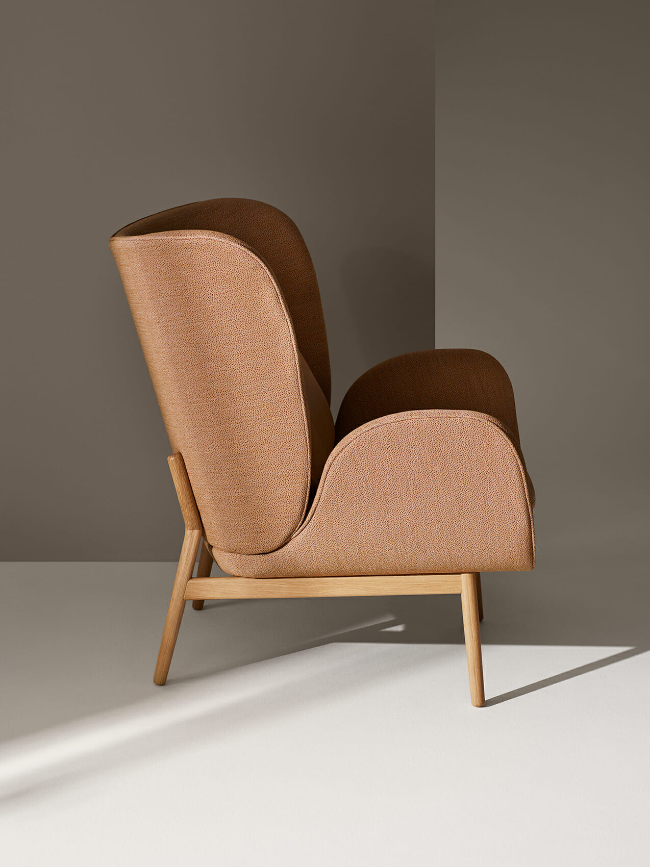 The 'Enclose' chair by Norm Architects for Fogia.