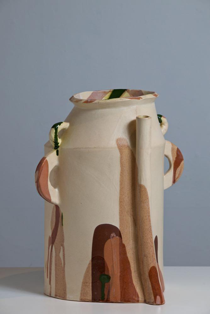 Alison Britton 'Standpipe' 2012. Photograph by Philip Sayer.