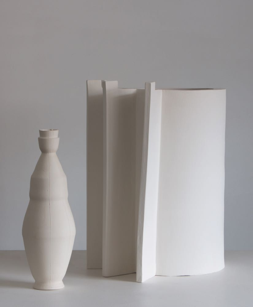 Damon Moon vessels. Photograph by Andre Castellucci & Anna Fenech Harris.