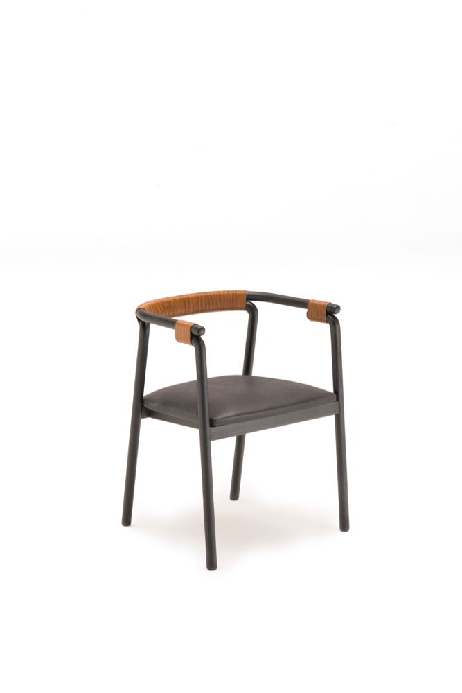 The 'Rivulet' chair by  Junpei & Iori Tamaki  for Living Divani.