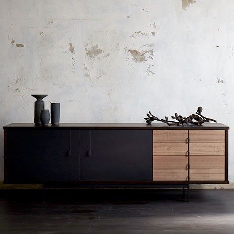 The 'Night' sideboard from the Innate collection by Jon Goulder for Spence & Lyda.