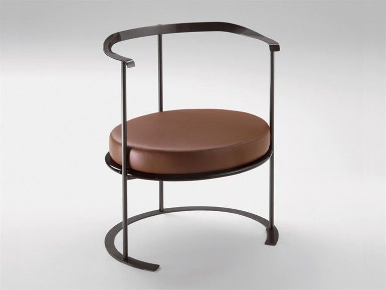 The P4 Catilina low chair by Luigi Caccia Dominioni from 1950.