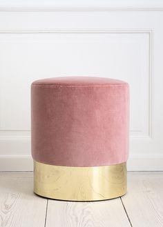 The Cilindro stool from 1963 by Luigi Caccia Dominioni.