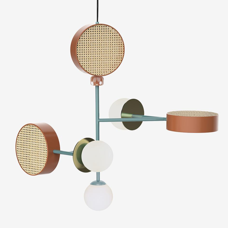 'Monaco' pendant by Portuguese brand Uto - Soulful Lighting.