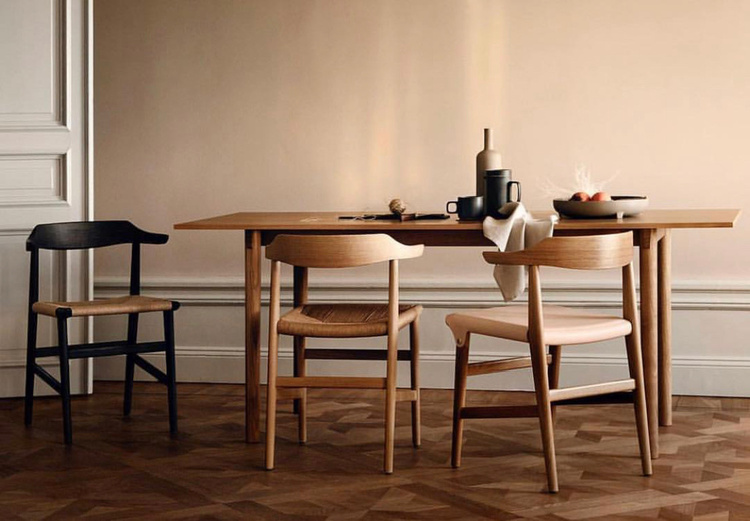 'Hedda' chair by David Ericsson for Gärsnäs.