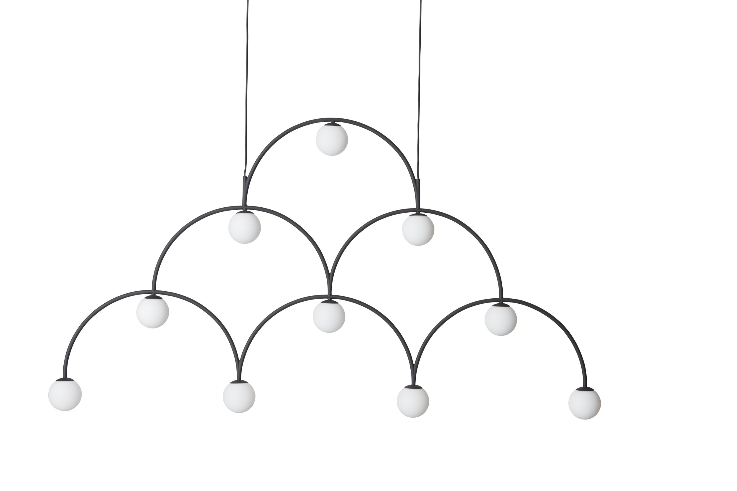The new 'Bounce 169' pendant by Monica Mulder for  Pholc.