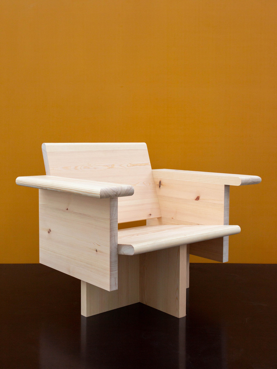 'Constant Variable' armchair by Andrew Watts.
