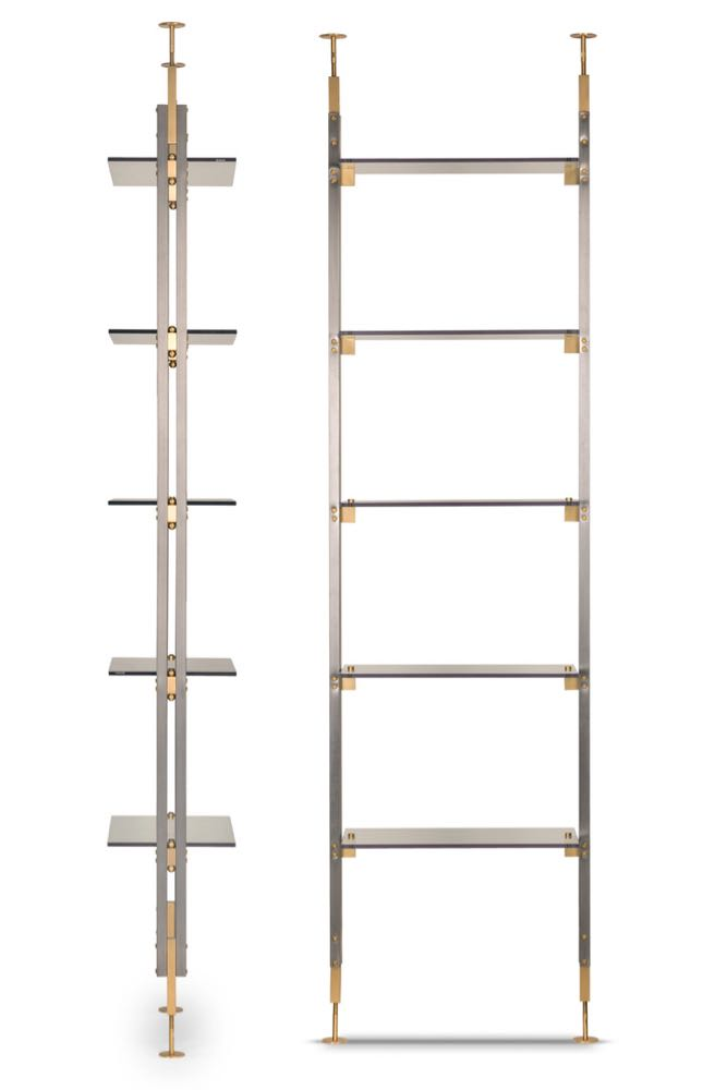 'Marianne' shelving by Federica Biasi for Mingardo.