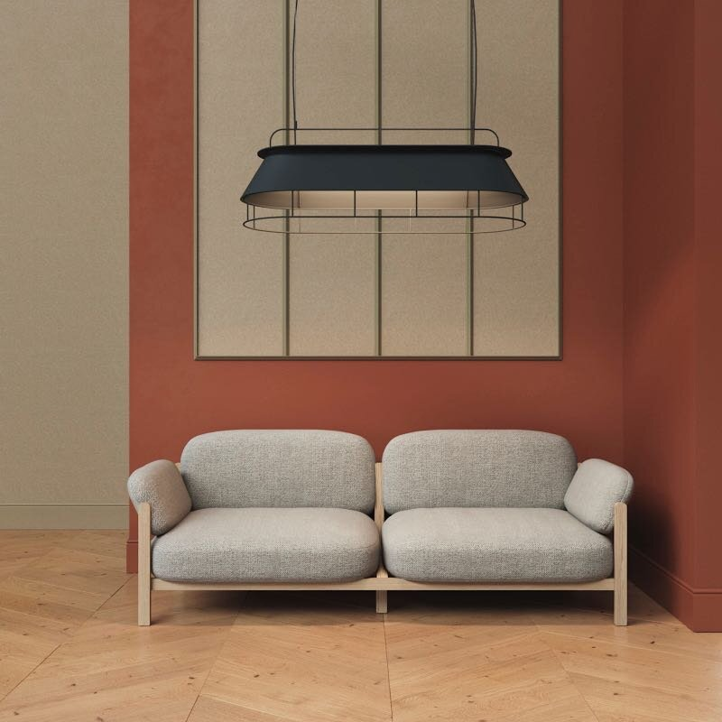 'Prosper' sofa by Studio TerhedeBreügge for Hartô.