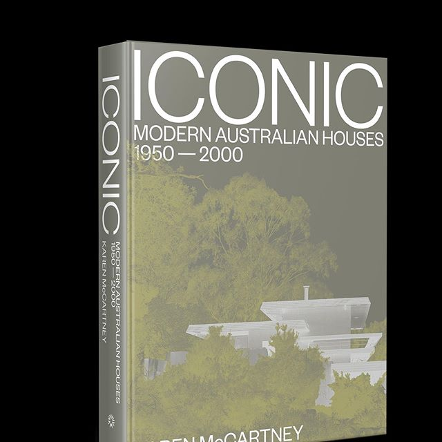 The long awaited compilation of both of Karen McCartney's Iconic Australian Houses books (50/60/70 & 70/80/90) covering 1950 to 2000 goes on sale today. The content is largely the same as the original books but there has been a redesign by @evi_o to allow for the inclusion of a great new 70's house in rural Victoria by Daryl Jackson. Published by @murdochbooks ICONIC Modern Australian Houses 1950 - 2000 will be available in all good bookstores and online from today. The cover image is an abstract view of the Dingle House in Canberra by Enrico Taglietti @mccartneyk @evi_o #iconicaustralianhouses #karenmccartney #murdochbooks #abloodygoodread #australianarchitecture