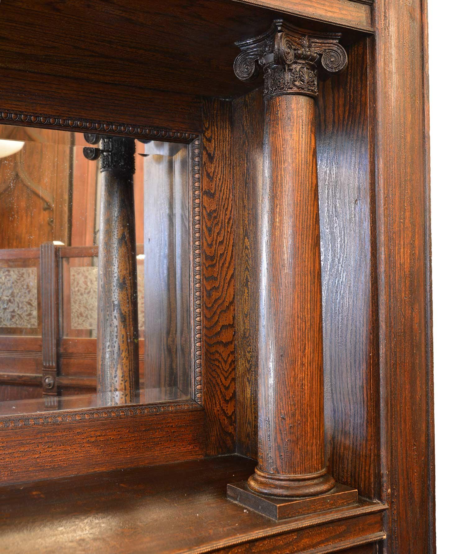 46038-oak-buffet-with-columns-detail.jpg