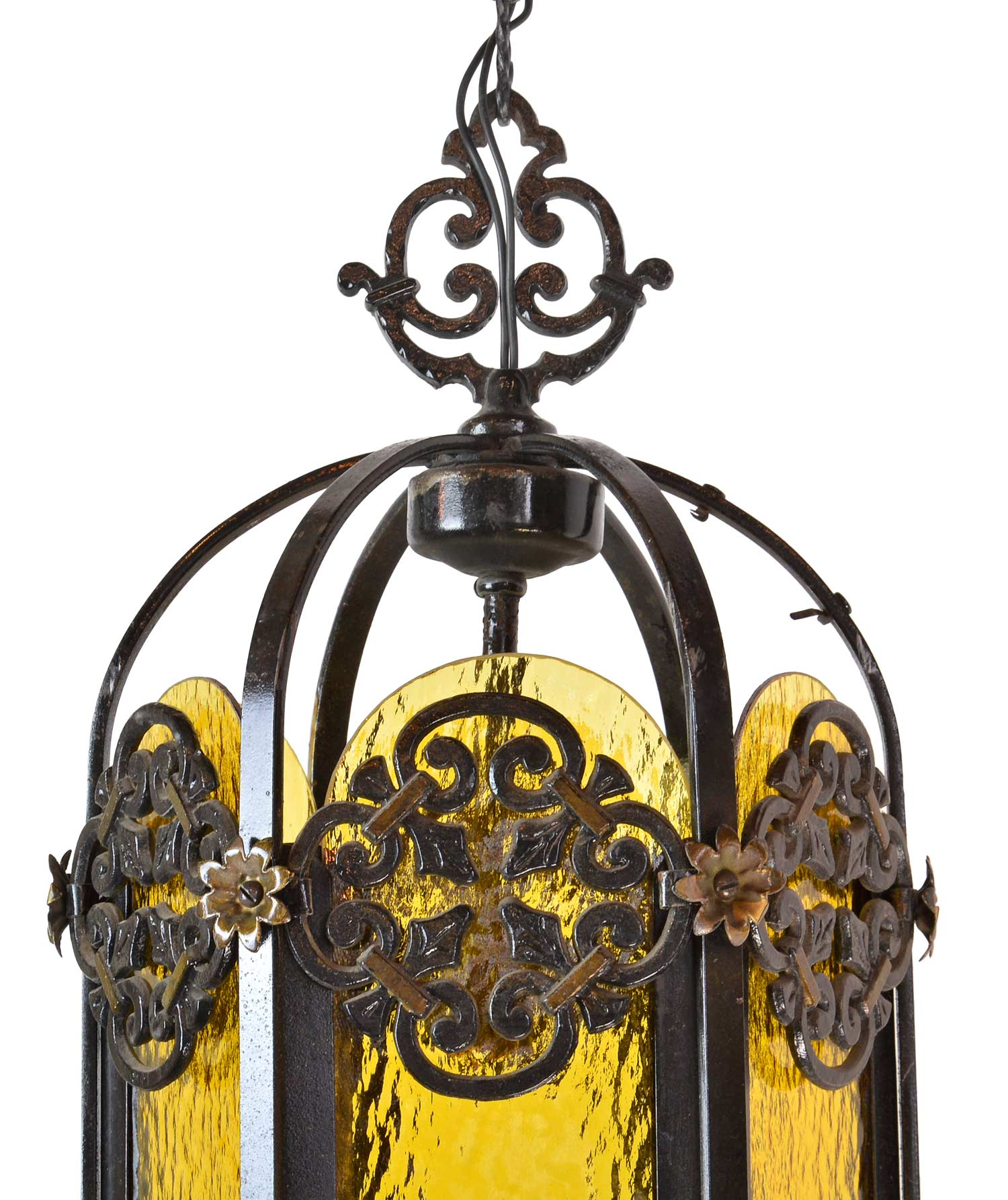 45961-bent-amber-glass-and-iron-chandelier-with-floral-details-top.jpg