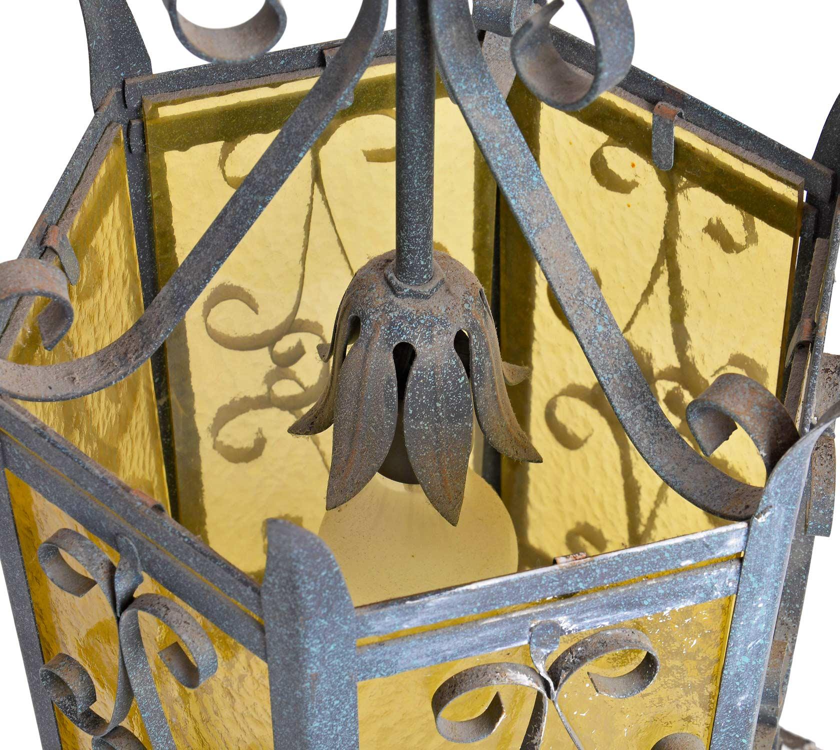 46371-steel-and-amber-glass-pendant-lantern-fitter.jpg