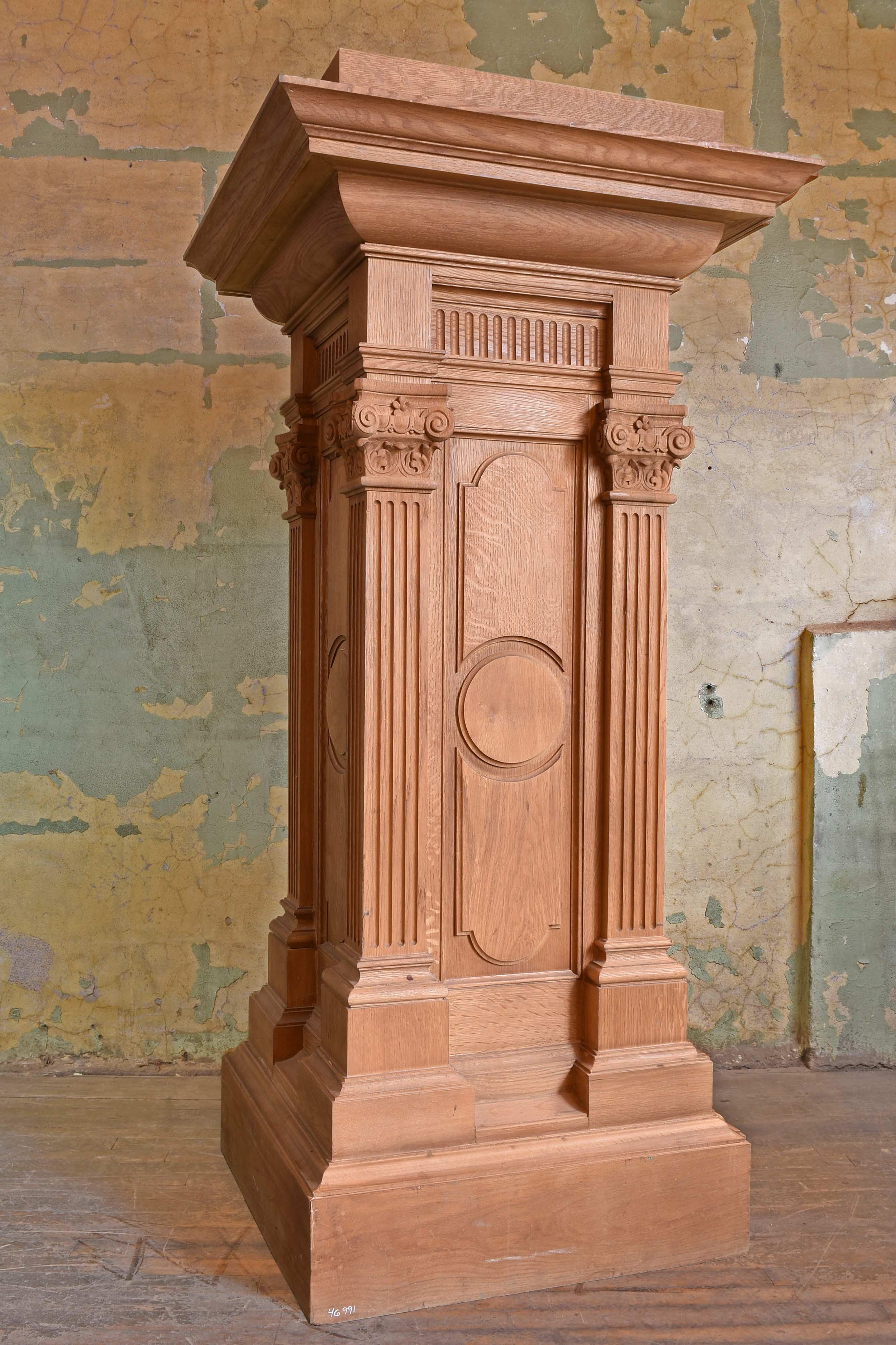 46991 quartersawn pedestal with background 2.jpg
