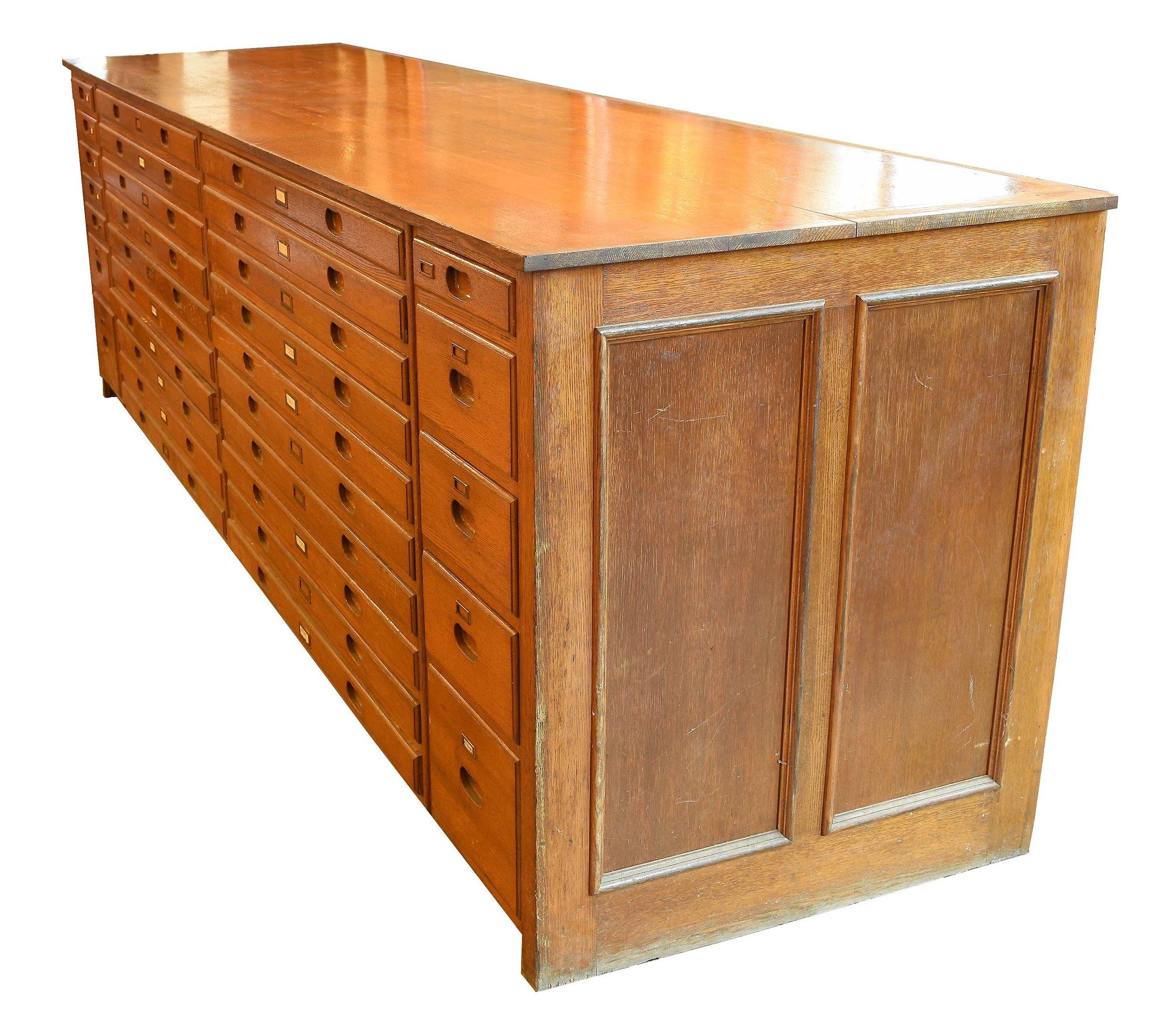 47025 oak flat file cabinet end.jpg