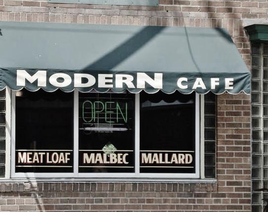 MODERN CAFE -