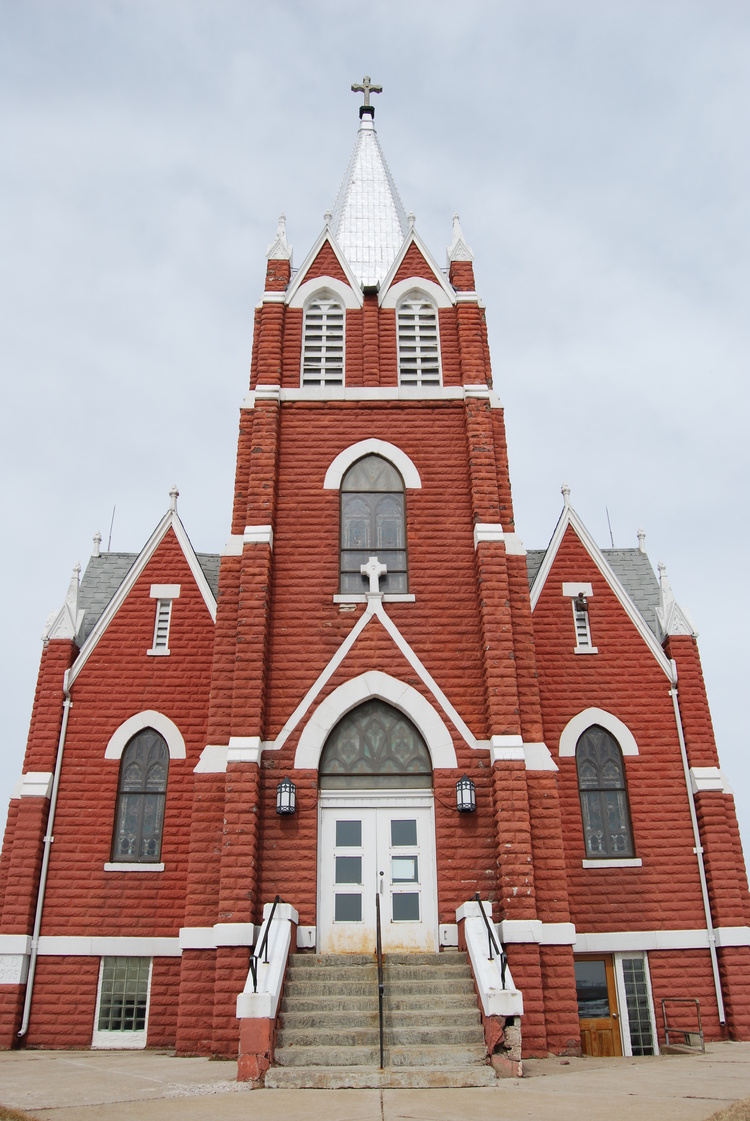 BALDWIN CHURCH -