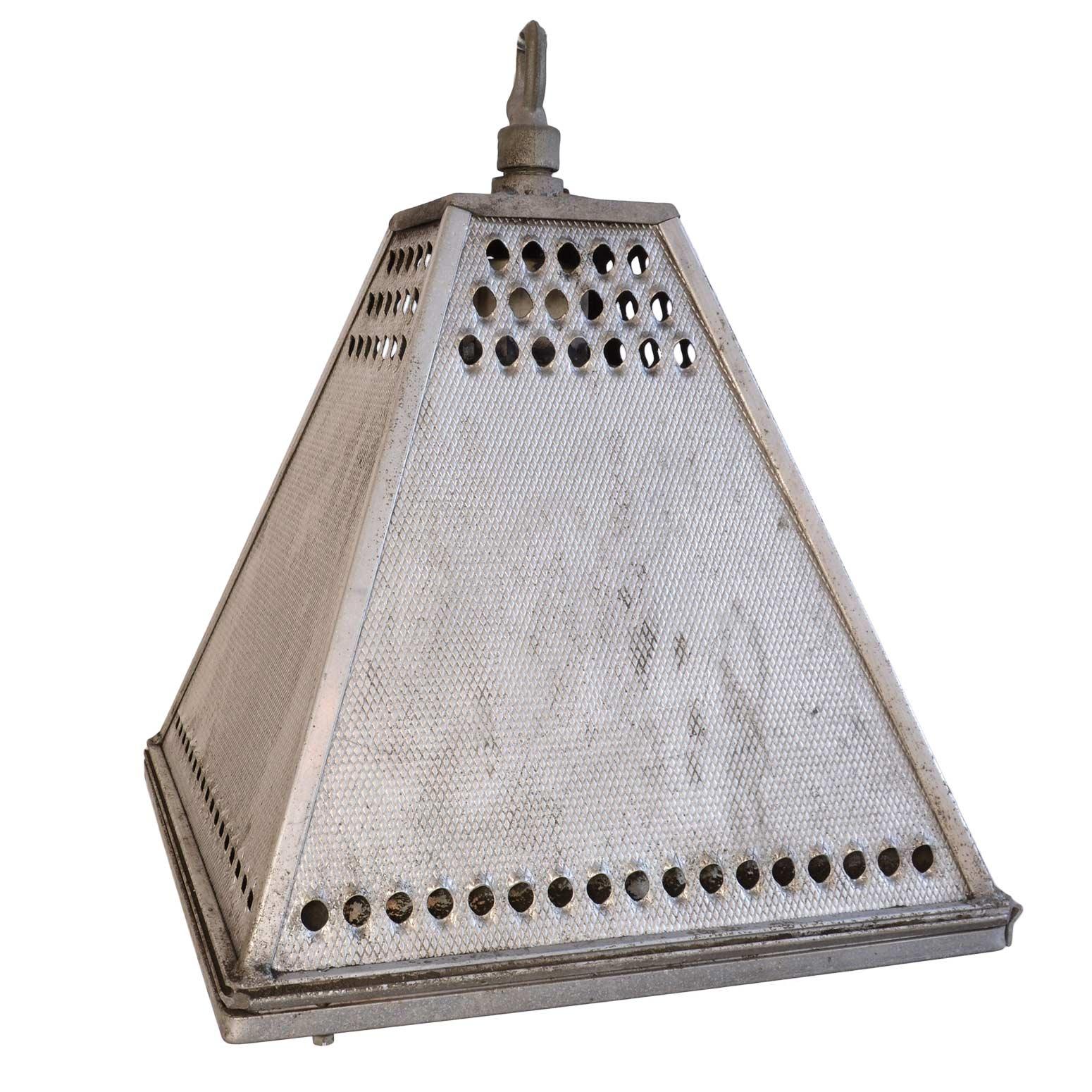 industrial pyramid fixtures