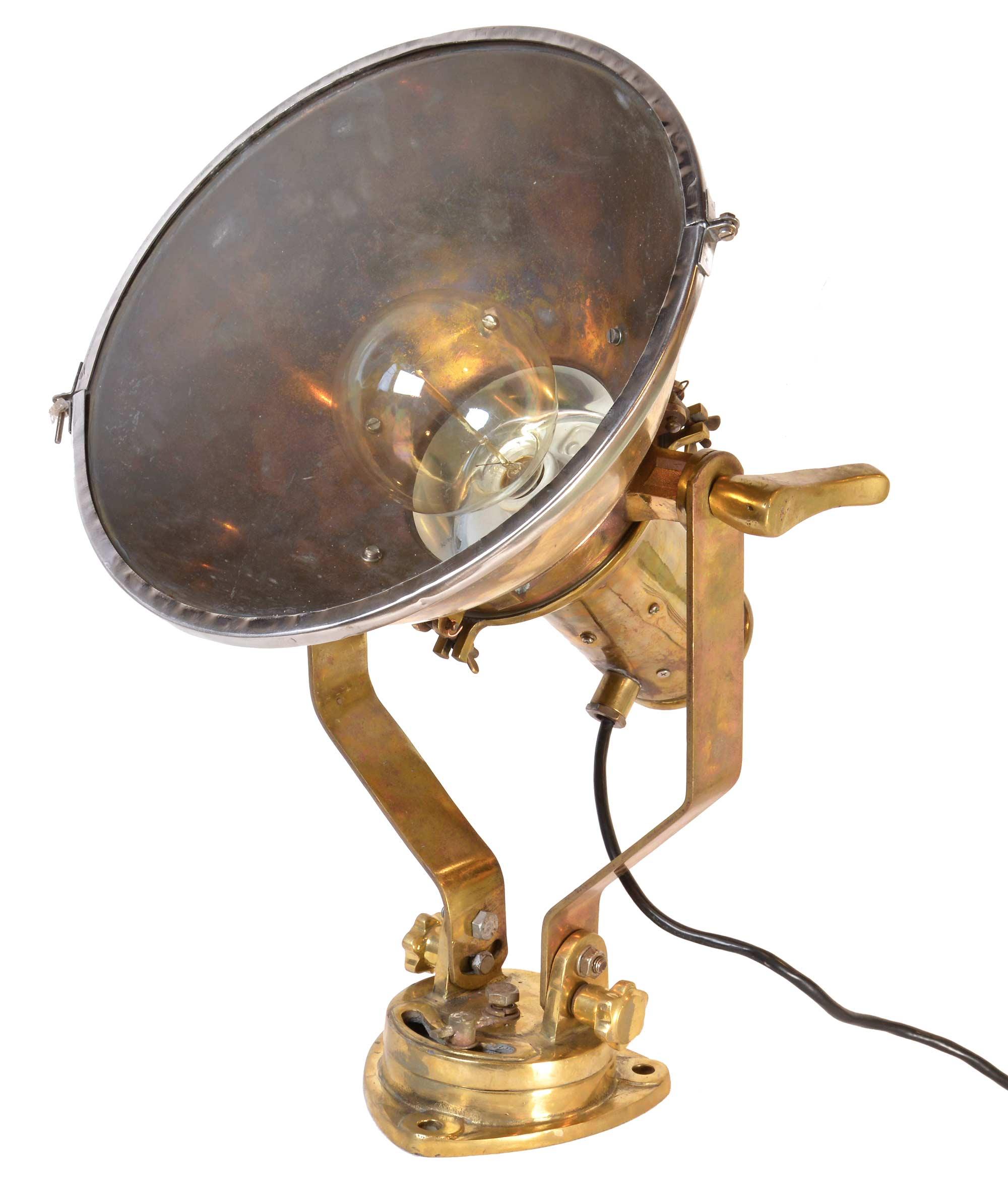nautical ship spotlights