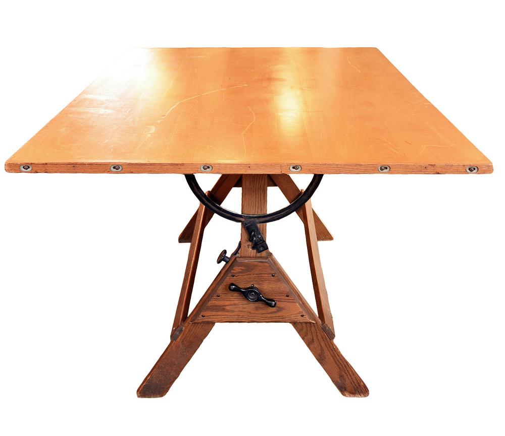 hamilton drafting table
