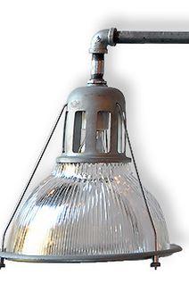 Architectural Antique's Lowbay Prismatic Lens Doubles