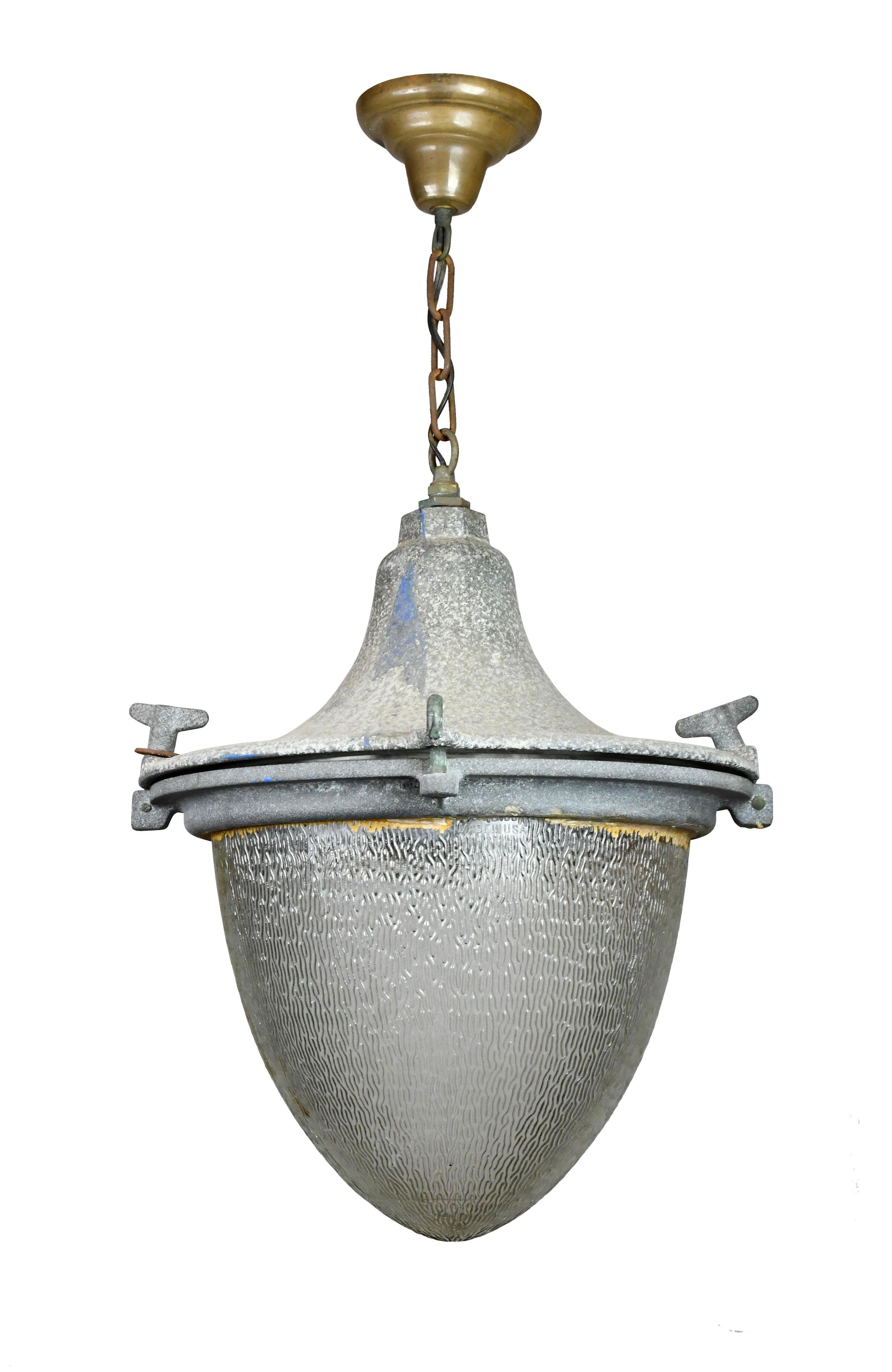 general electric aluminum exterior pendant