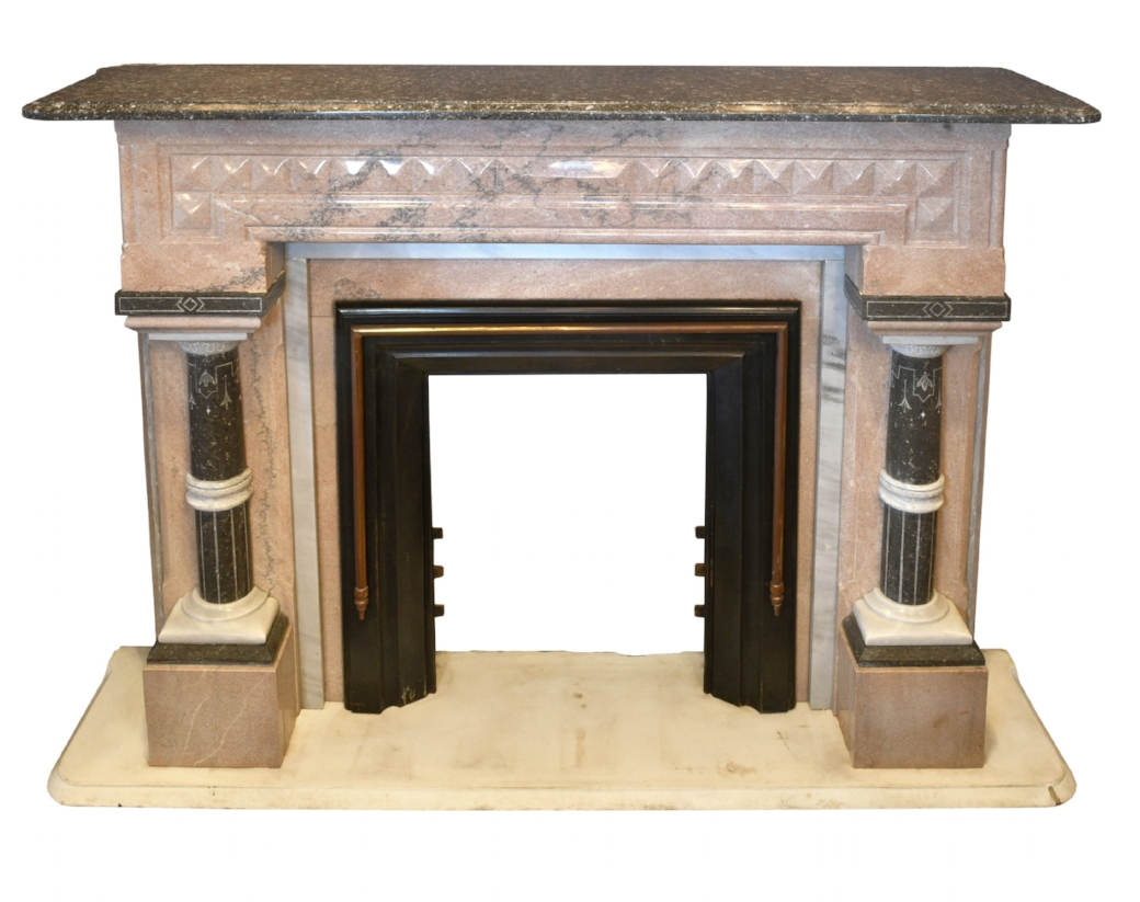 PUTTING TO REST THE AGE-OLD QUESTION: MANTLE OR MANTEL? -