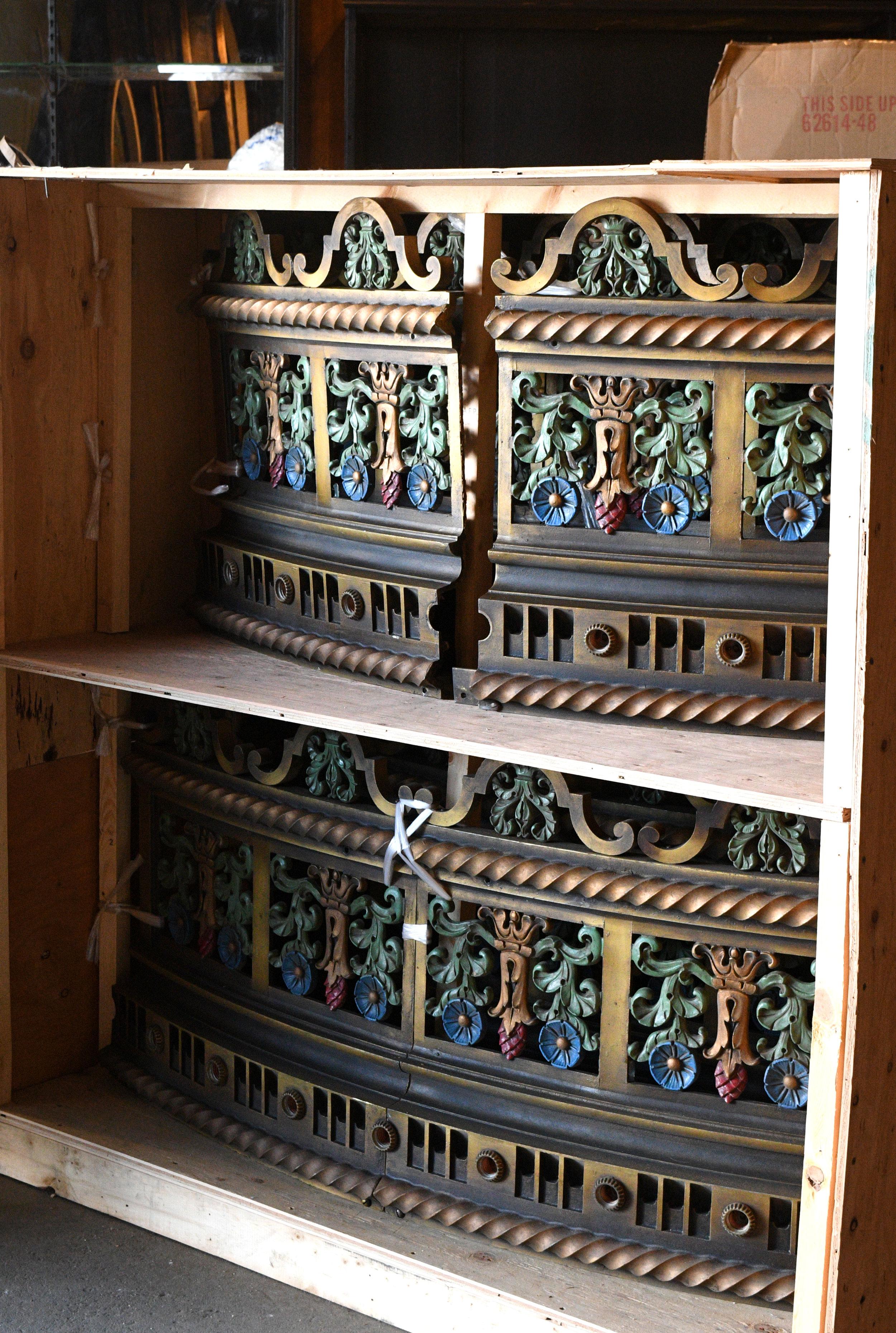 Chandelier Panels