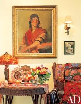 Linda Ronstadt's home in Arizona
