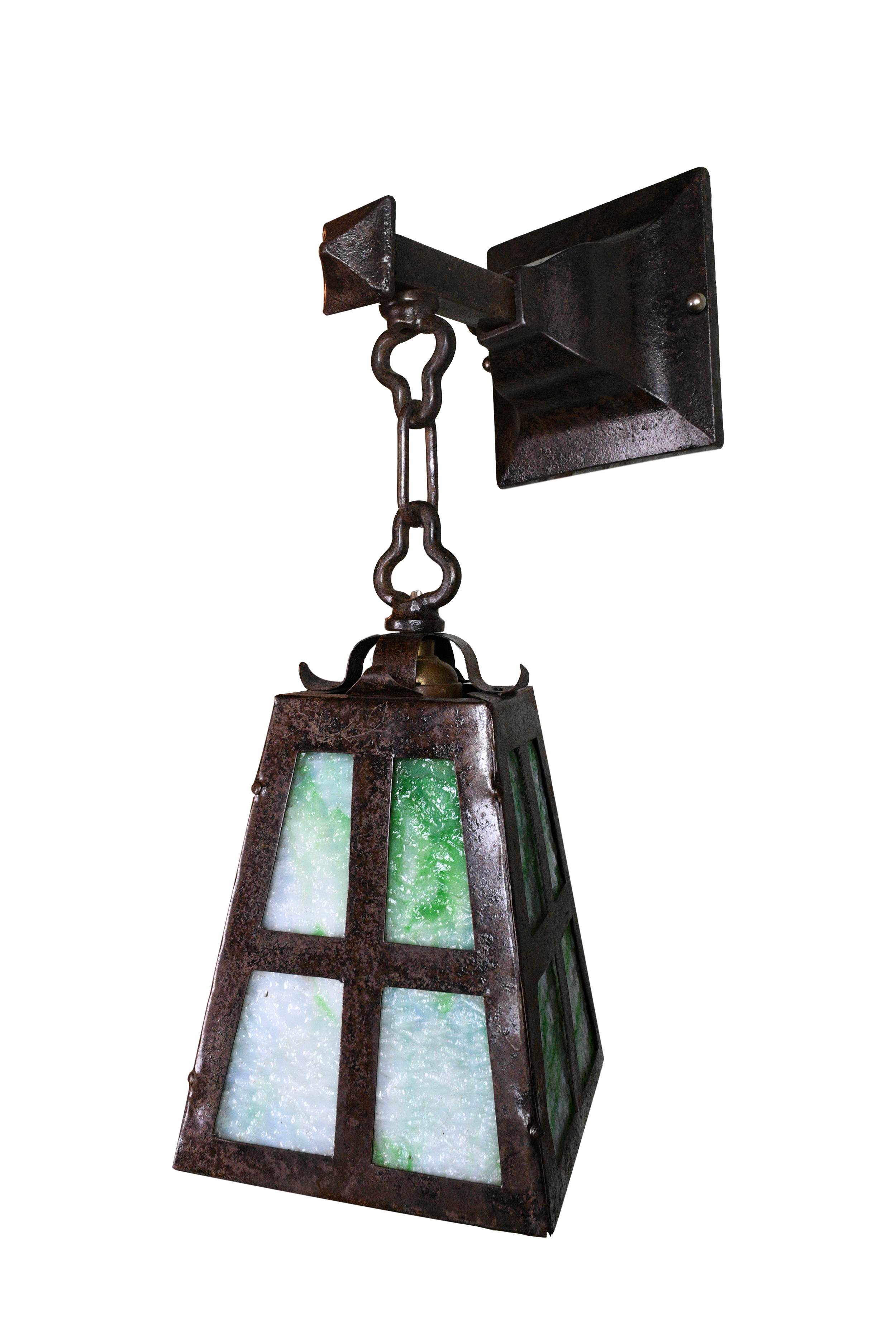 47738-iron-sconce-with-green-slag-glass-7.jpg