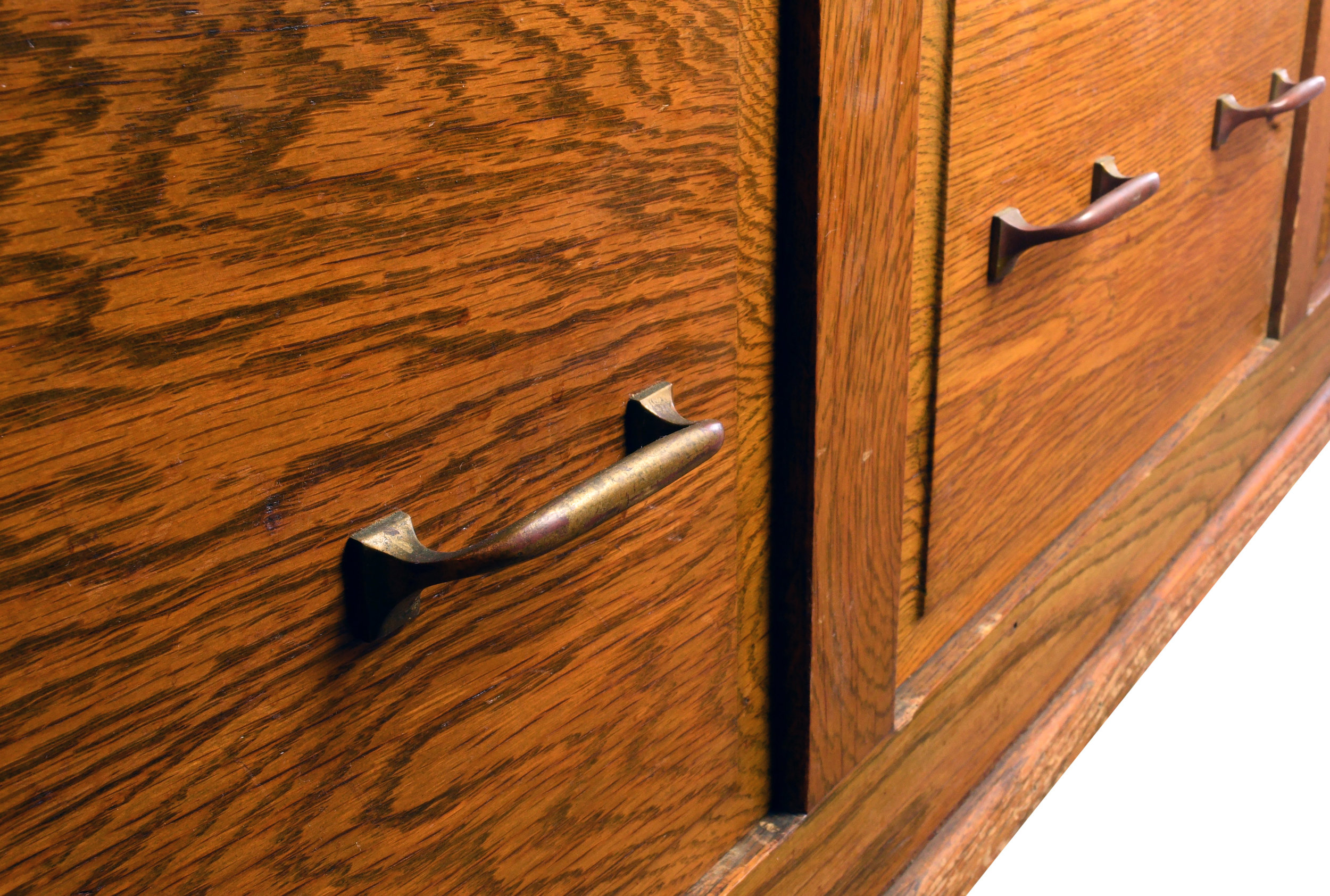 47866-oak-school-cabinet-with-bench-drawer-pull.jpg