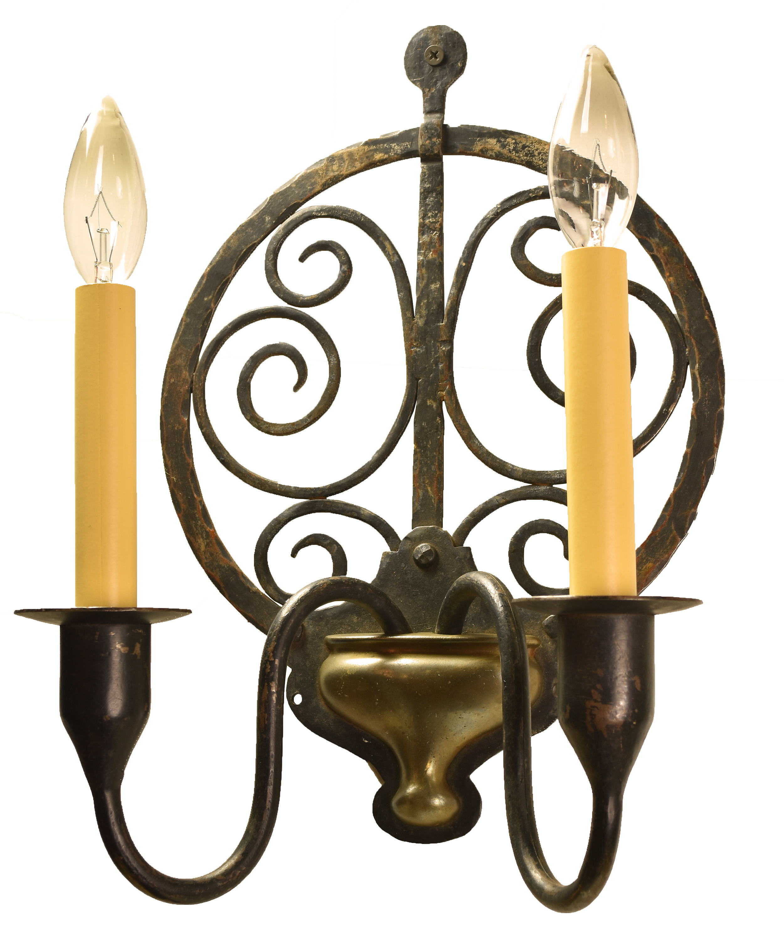 48010 artscrafts 2 candle sconce 3.jpg