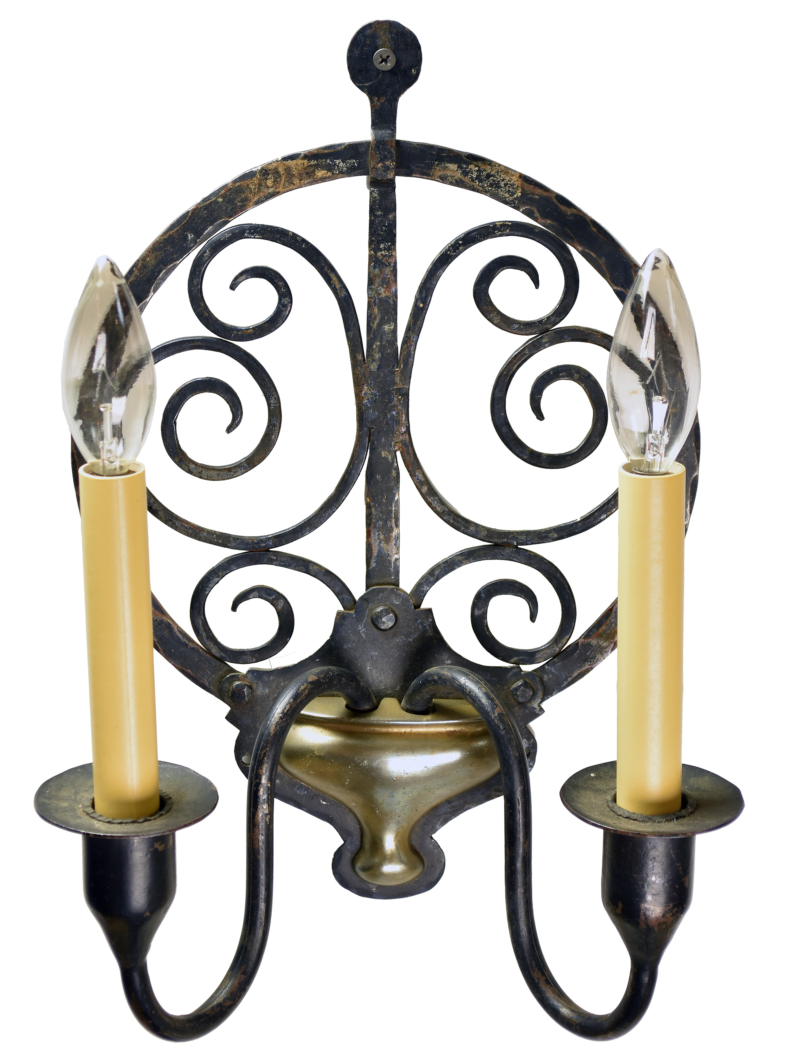 48010 artscrafts 2 candle sconce 2.jpg