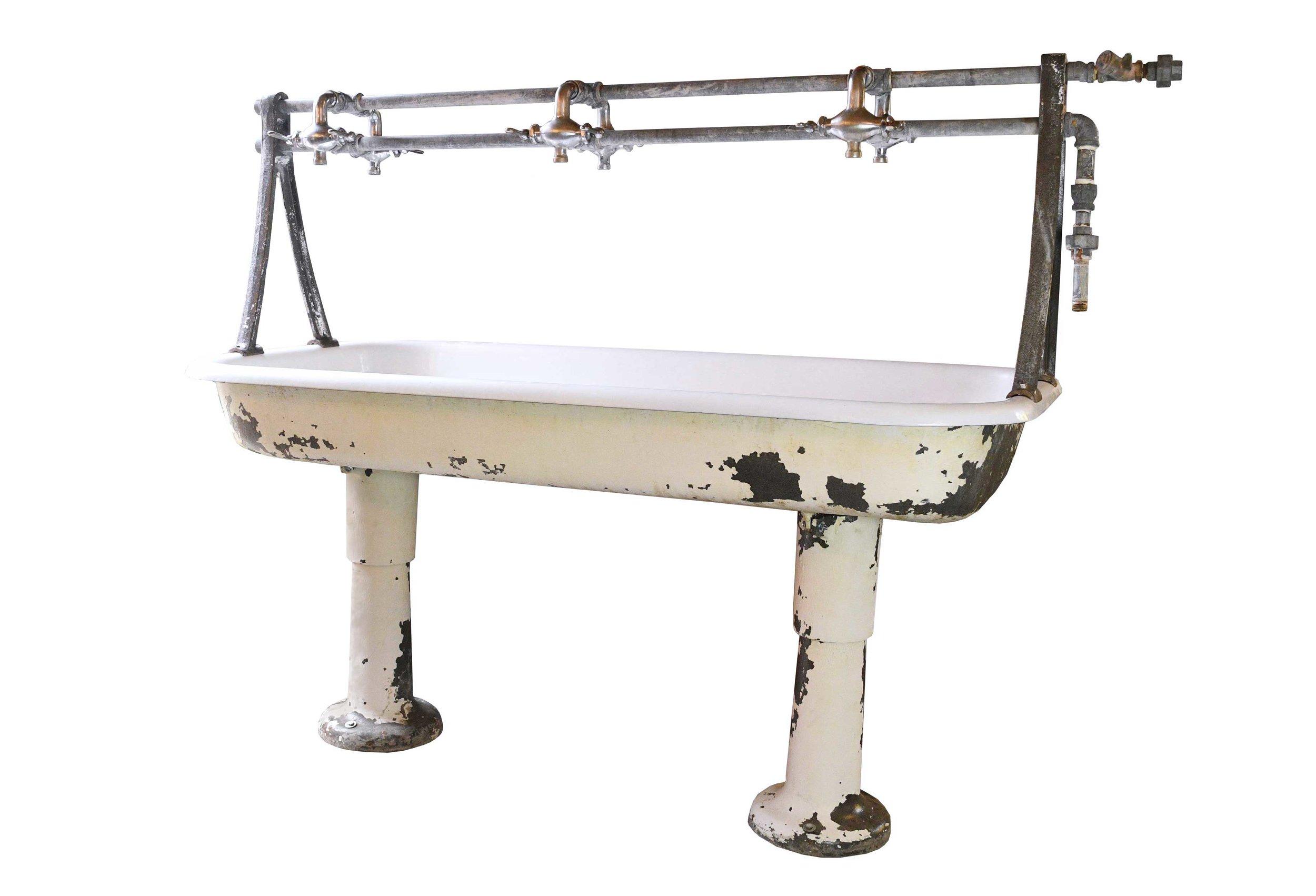 'kohler' industrial wash sink