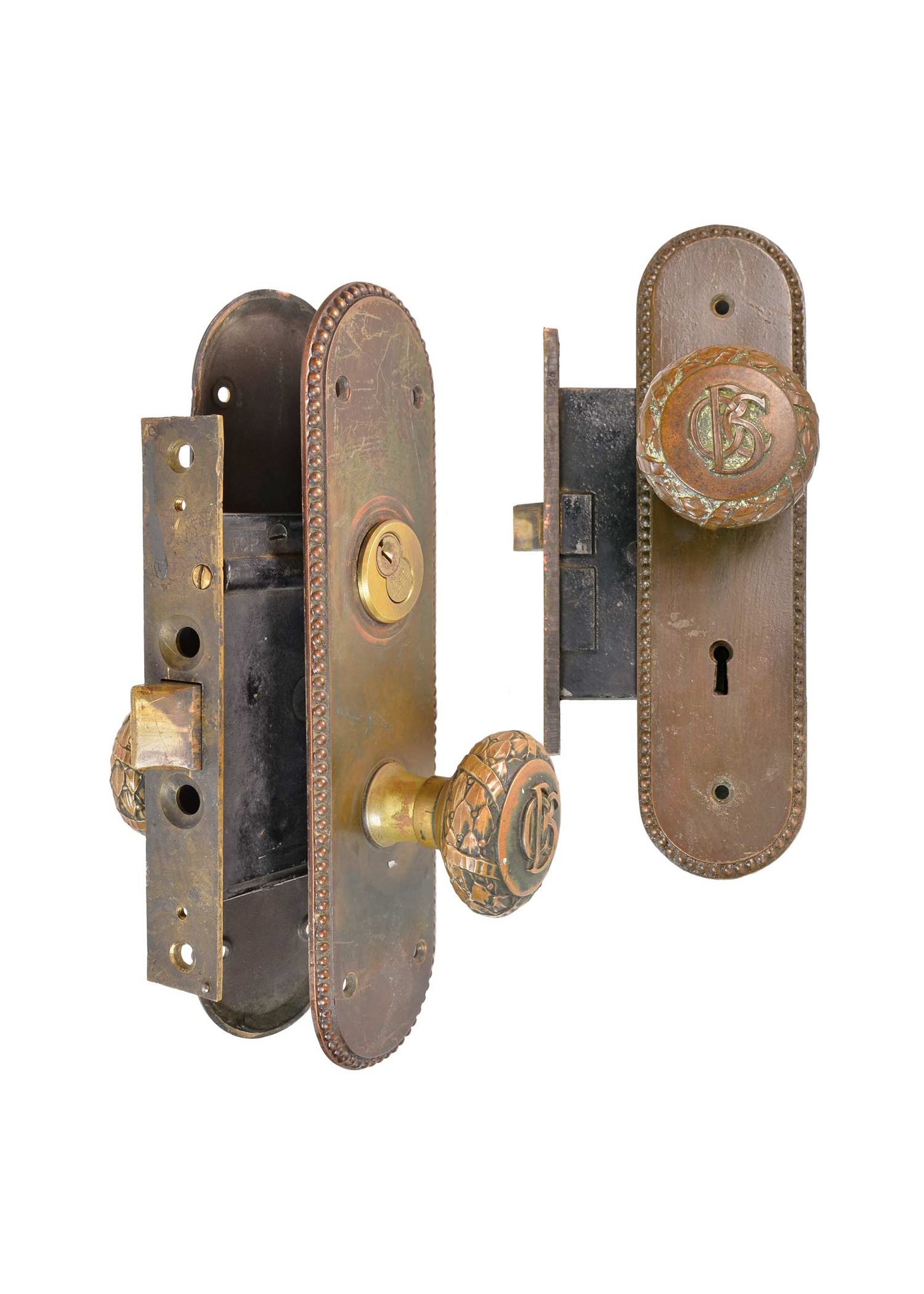 OLD COLONY BUILDING HARDWARE SETS AA# 46220   5 varying sets available from $275.00 each set