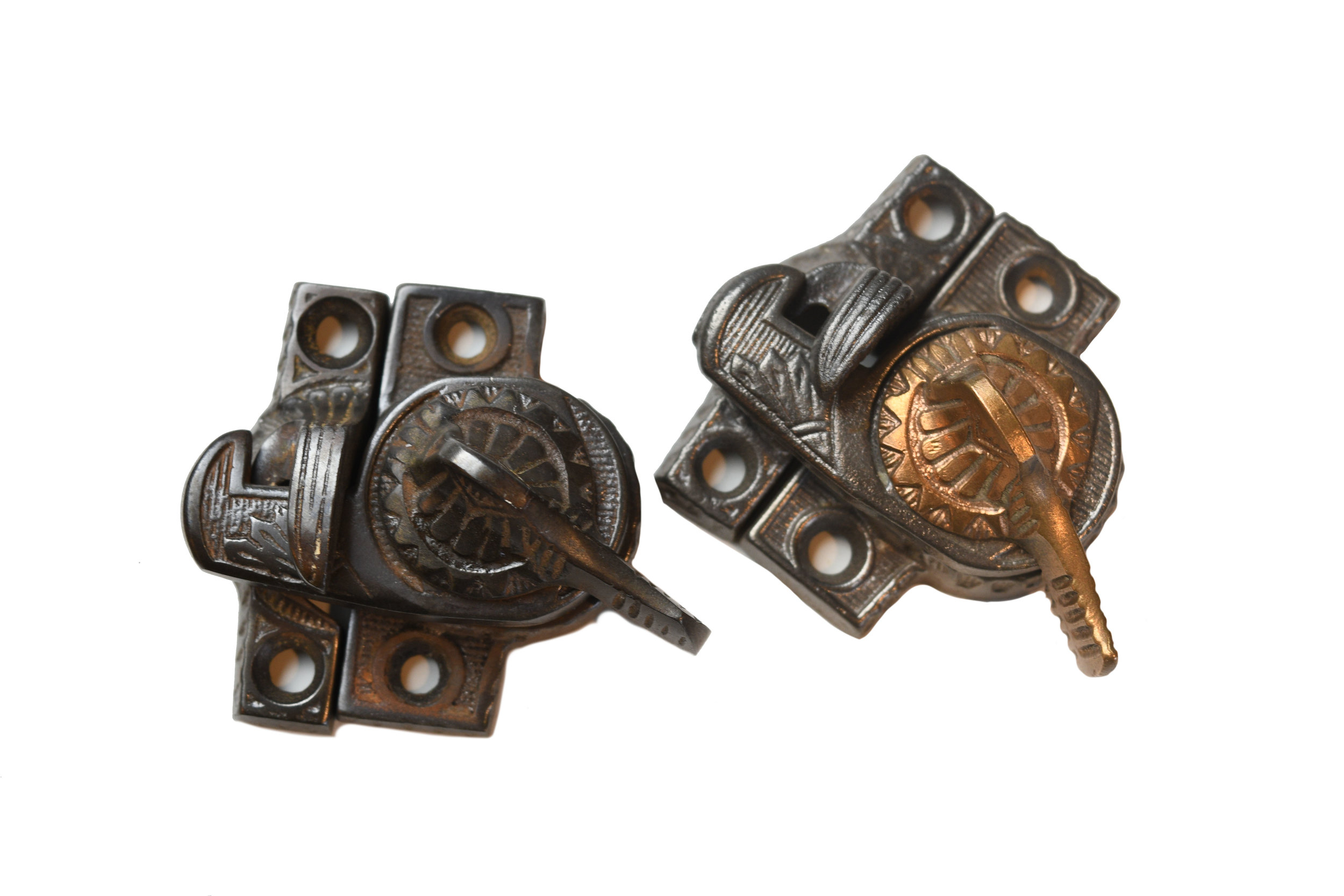 EAGLE CLAW SASH LOCKS AA# 44745   22 available in 2 varieties from $48.00 each