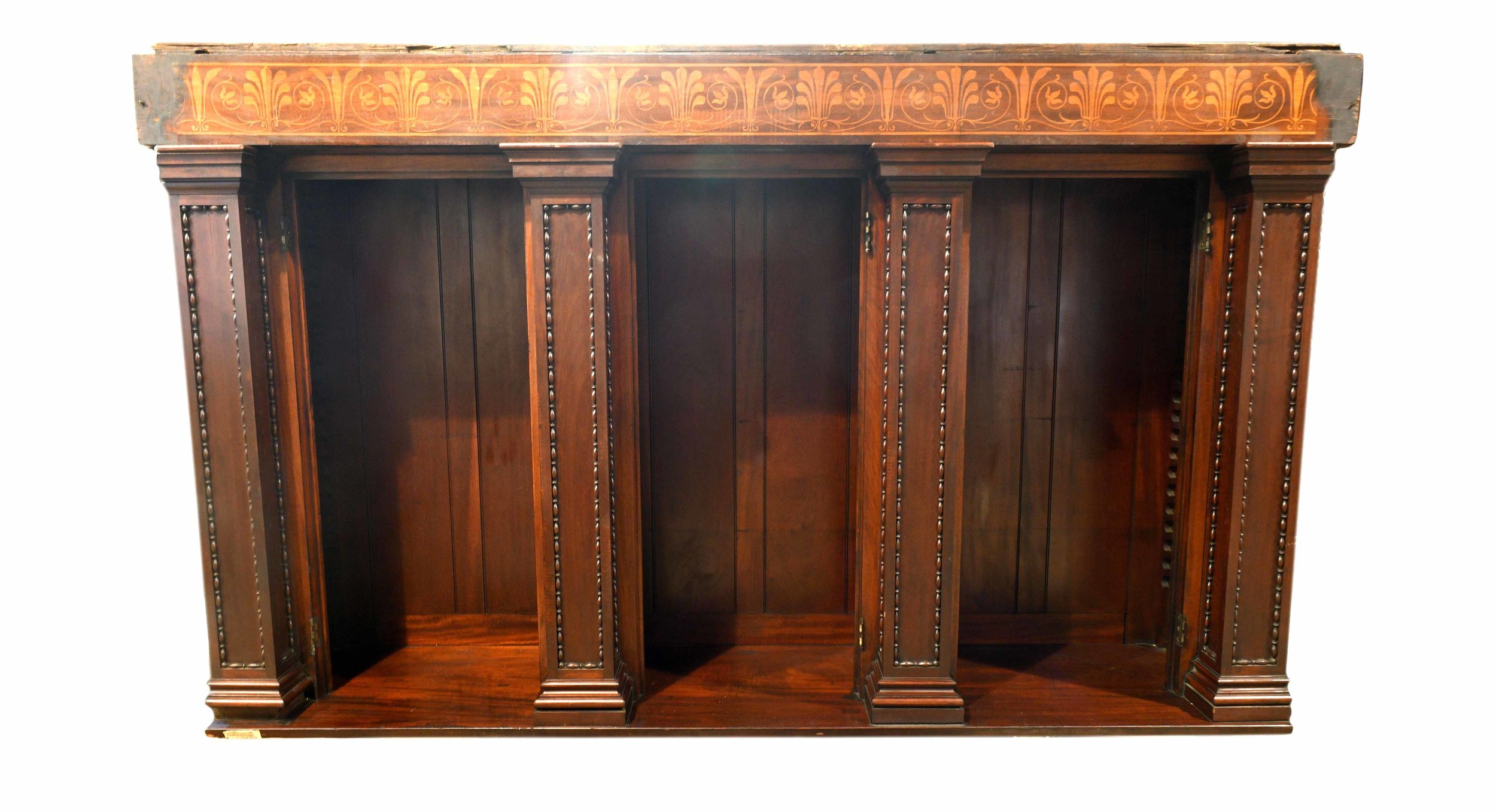 Pittsburgh Oliver House cabinet