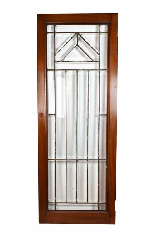 Arts Crafts Beveled Cabinet Doors Architectural Antiques